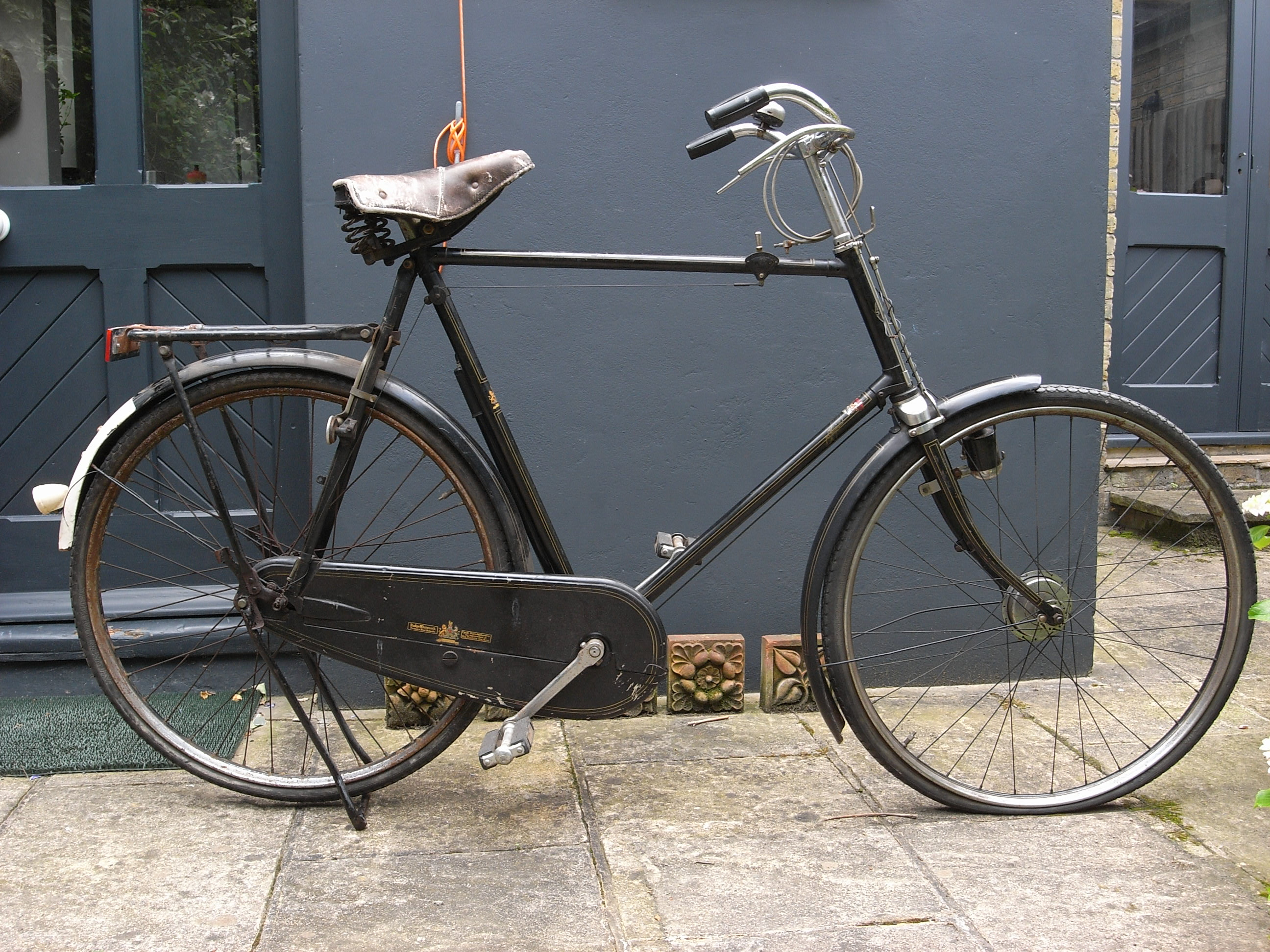 c.1935 Rudge Whitworth Crescent Roadster | Vintage Bicycle