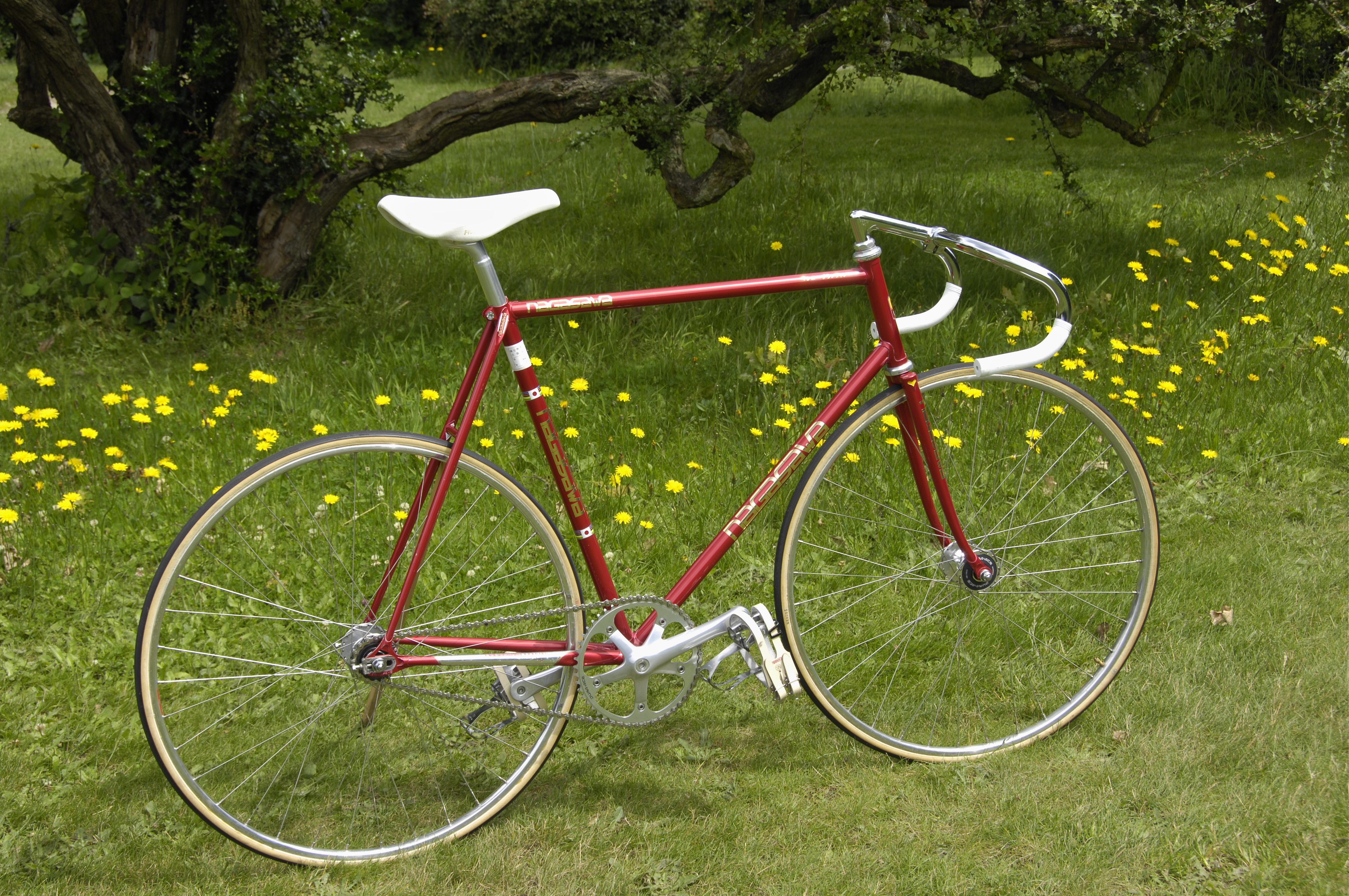 Nagasawa Keirin Bicycle Vintage Bicycle