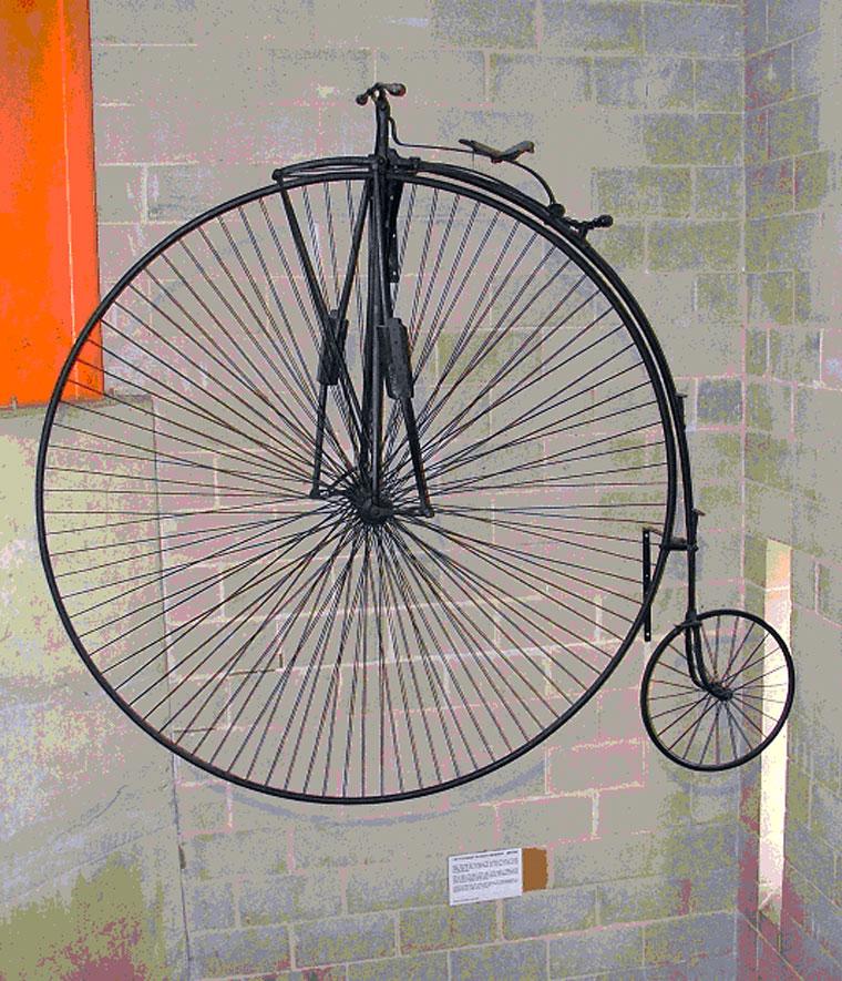 Vintage Bicycle Images