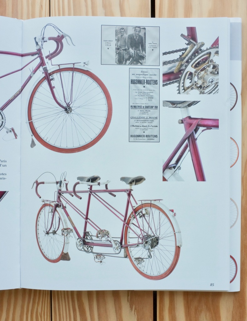 200 pages. cycles of France alex singer rene harrow routens Barra Beautiful book